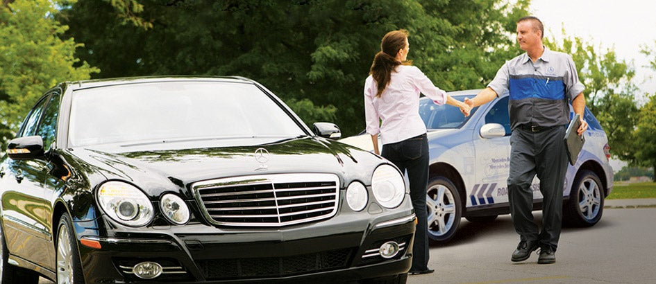 Roadside assistance mercedes benz of melbourne for Mercedes benz road side assistance