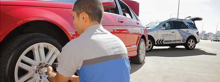 roadside assistance services mercedes benz of melbourne
