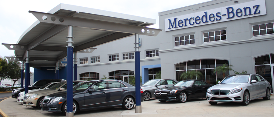 Welcome to mercedes benz of melbourne your trusted for Mercedes benz dealers in florida