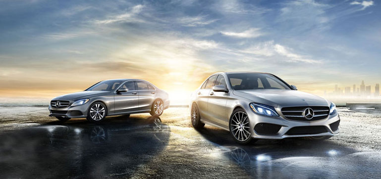 Mercedes benz c class wins world car of the year award for Mercedes benz of melbourne