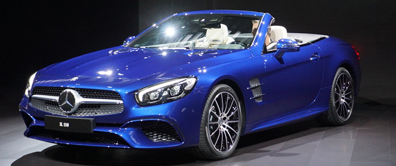 Mercedes benz to update the sl 550 mercedes benz of for Mercedes benz of melbourne