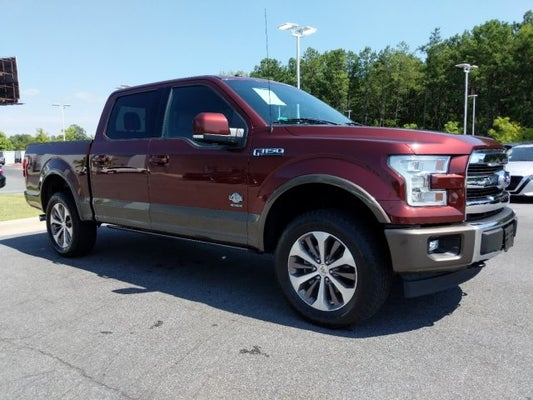 2017 Ford F 150 King Ranch