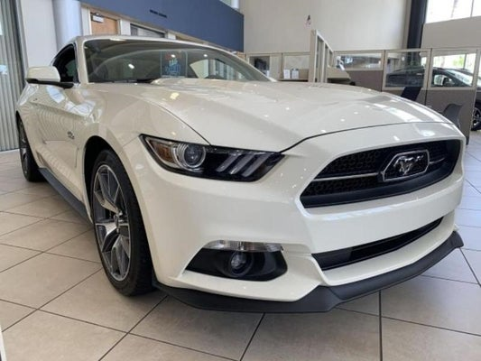 Used 2015 Mustang Gt >> 2015 Ford Mustang Gt 50 Years Limited Edition