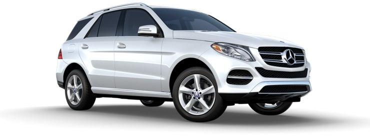 2017 Mercedes Benz Ml350
